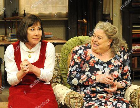 Zoe Wanamaker as Stevie and Lynda Baron as Aunt