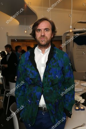 Stock Photo of Andrea Morgante was photographed at the launch of The House of Peroni, a month long celebration of contemporary Italian food, design and style at 64 Lincoln's Inn Fields, Holborn