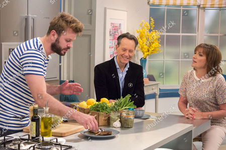 Editorial photo of 'Lorraine Live' TV Programme, London, Britain - 02 May 2014