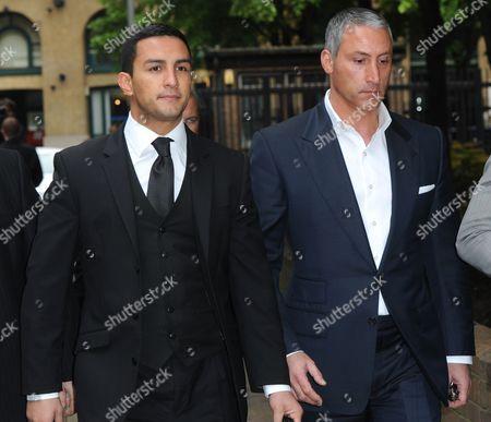 Costas Panayiotou, Andreas Panayiotou