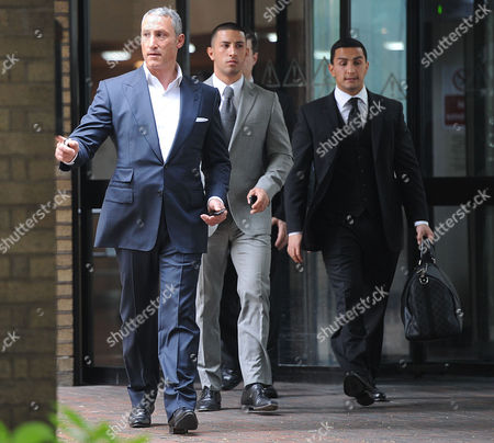 Andreas Panayiotou, George Panayiotou and Costas Panayiotou