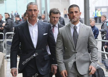 Editorial image of Panayiotou family court case, Southwark Crown Court, London, Britain - 02 May 2014