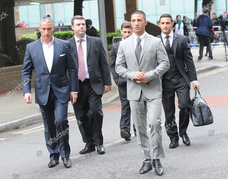 Editorial photo of Panayiotou family court case, Southwark Crown Court, London, Britain - 02 May 2014