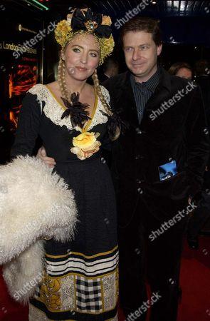 KATHERINE BOORMAN AND HUSBAND