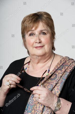 Writer And Agony Aunt Jenni Murray.