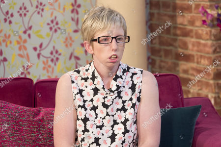 Editorial image of 'This Morning' TV Programme, London, Britain - 02 May 2014