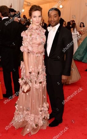 Editorial picture of Costume Institute Gala Benefit celebrating Charles James: Beyond Fashion, Metropolitan Museum of Art, New York, America - 05 May 2014