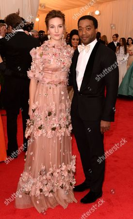 Stock Picture of Chiwetel Ejiofor, Sari Mercer