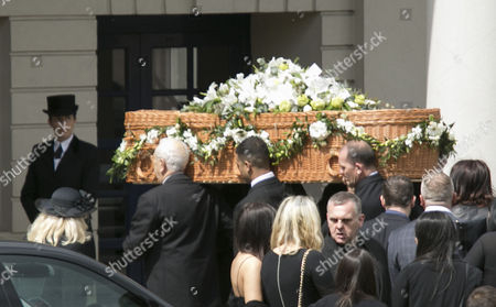Stock Photo of The coffin