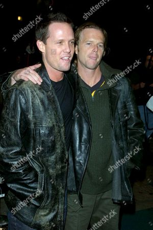 Dean and Scott Winters from the HBO series 'OZ'