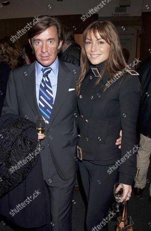 John Stoddart and Jane Blight (Victoria Hervey's Ex Partner)