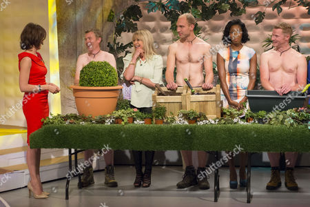 Editorial photo of 'Loose Women' TV Programme, London, Britain - 02 May 2014