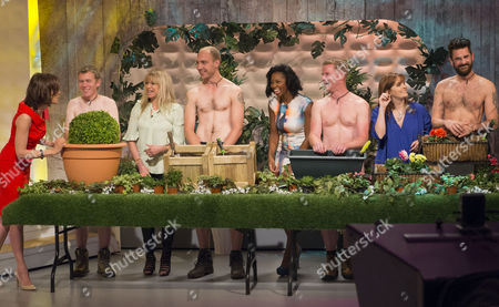 Editorial picture of 'Loose Women' TV Programme, London, Britain - 02 May 2014