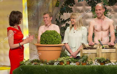 Editorial image of 'Loose Women' TV Programme, London, Britain - 02 May 2014