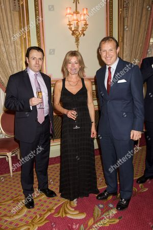 Editorial image of Style For Soldiers, The Ritz, London, Britain - 1 May 2014