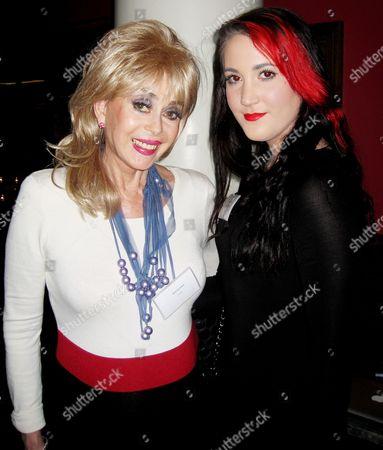 Sally Farmiloe and Amy Merlehan