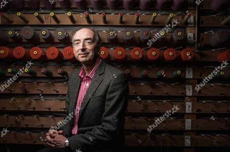 Stephen Boyd, the new boss of Axminster Carpets