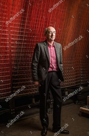 Editorial image of Businessman Stephen Boyd rescues Axminster Carpets, Britain - 01 May 2014