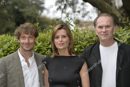 Editorial picture of 'Non Avere Paura' TV movie photocall, Rome, Italy - 23 Apr 2014