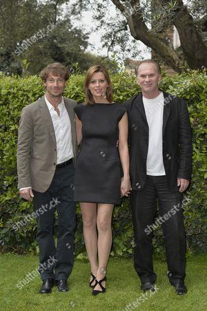 Editorial image of 'Non Avere Paura' TV movie photocall, Rome, Italy - 23 Apr 2014