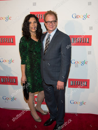 Editorial photo of Google and Netflix party to celebrate White House Correspondents' Dinner, Washington D.C, America - 02 May 2014