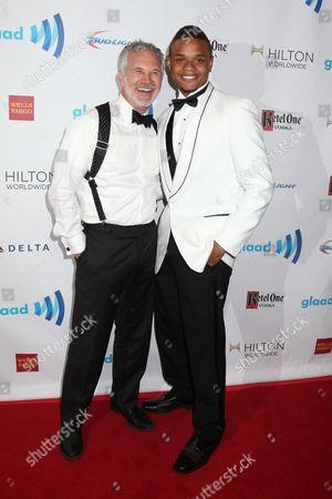 Editorial image of 2014 GLAAD Media Awards, New York, America - 03 May 2014