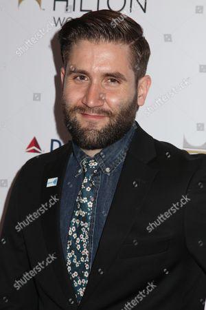 Stock Image of Jared Allman