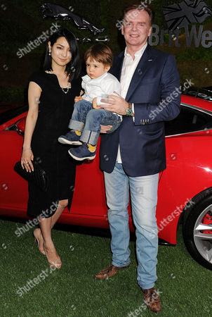 Christopher Guy Harrison and family