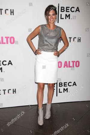 Editorial photo of 'Palo Alto' film premiere, Los Angeles, America - 05 May 2014