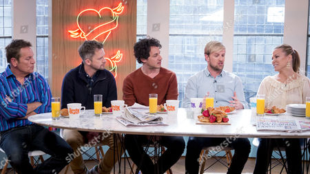 Editorial image of 'Sunday Brunch' TV Programme, London, Britain - 04 May 2014