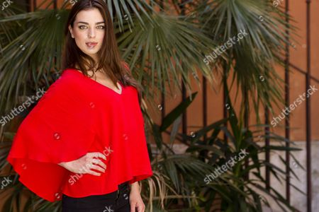 Editorial photo of 'The Tailor's Wife' film photocall, Rome, Italy - 05 May 2014