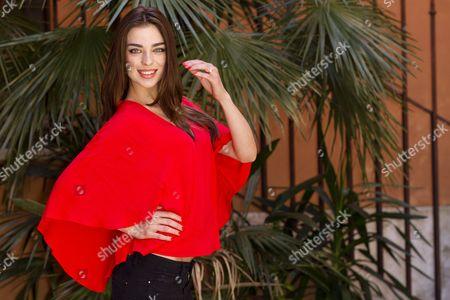 Stock Picture of Anna Prete