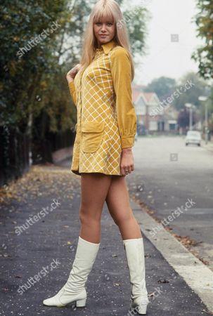 MOIRA FOOT - 1970