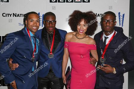 Editorial image of SESAC Pop Music Awards, New York, America - 05 May 2014