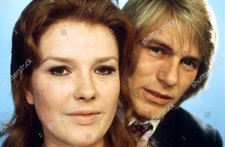 LYNN DALBY AND ADAM FAITH 'BUDGIE' - 1970