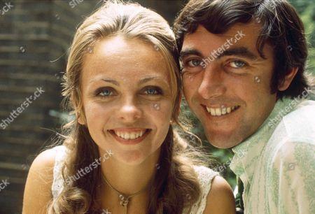 'Please Sir' TV - 1970 - John Alderton and Jill Kerman