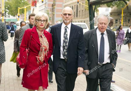 Editorial photo of Oscar Pistorius murder trial at Pretoria High Court, Pretoria, South Africa - 06 May 2014
