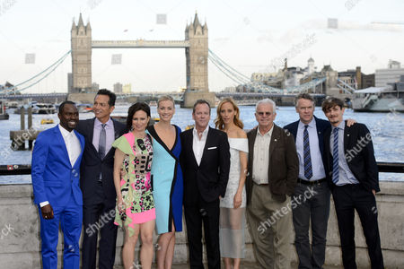 Editorial image of '24: Live Another Day' TV series premiere, London, Britain - 6 May 2014