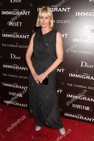 Editorial photo of 'The Immigrant' film premiere at the Cinema Society, New York, America - 06 May 2014
