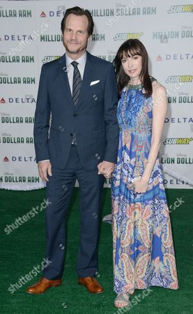 Editorial image of 'Million Dollar Arm', film premiere, Los Angeles, America - 06 May 2014