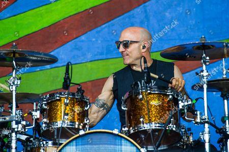 John Fogerty Band - Kenny Aronoff