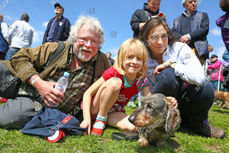 Editorial image of All Dogs Matter 'Great Hampstead Bark Off', London, Britain - 03 May 2014
