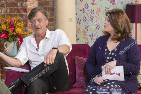 Richard Madeley and Petrie Hosken