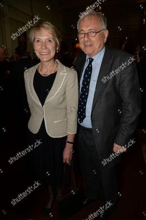 Virginia Bottomley and Peter Bottomley
