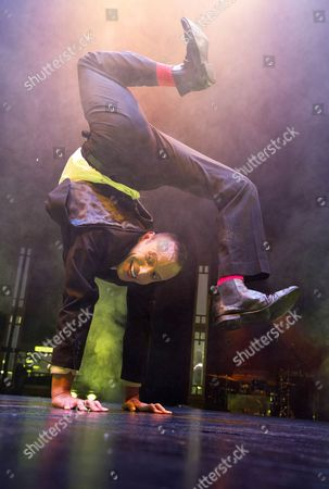 Editorial picture of 'Limbo' performing at London Wonderground, London, Britain - 08 May 2014