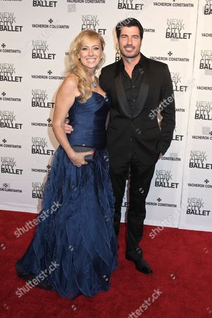 Editorial picture of New York City Ballet Spring Gala at the Lincoln Center, New York, America - 08 May 2014