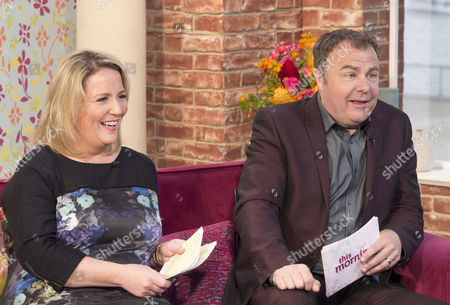 Claire Muldoon and Paul Ross