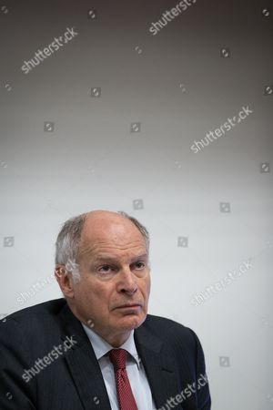 Stock Picture of The President of the Supreme Court of the United Kingdom, the Right Hon Lord Neuberger