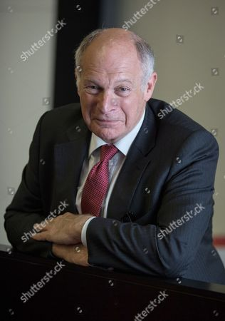 Editorial image of Lord Neuberger gives a speech at Manchester University, Britain - 08 May 2014