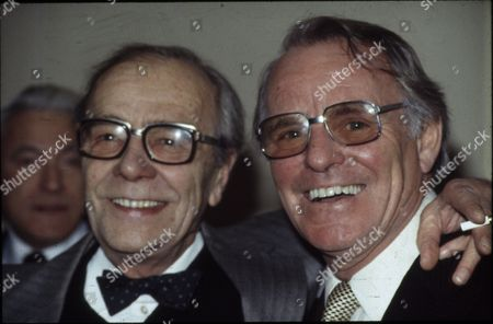 Dickie Henderson, a Comedian. With Max Wall.